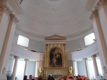 Interior da Catedral de Helsínquia