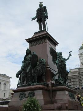 Estátua de Alexandre II