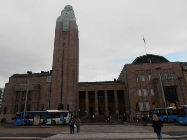 Estação Central dos Comboios