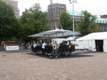 Praça dos Caminhos de Ferro