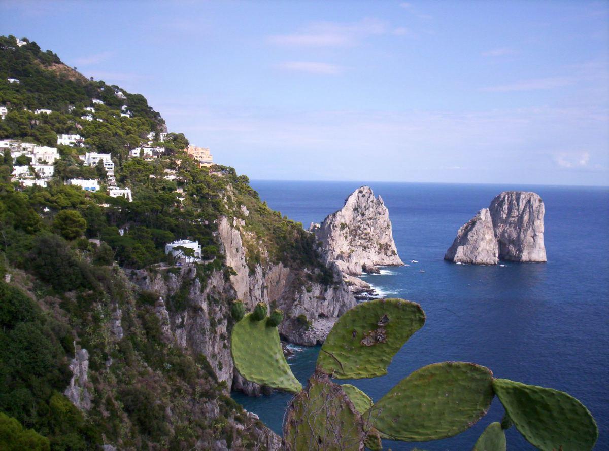 Capri - a ilha perfumada