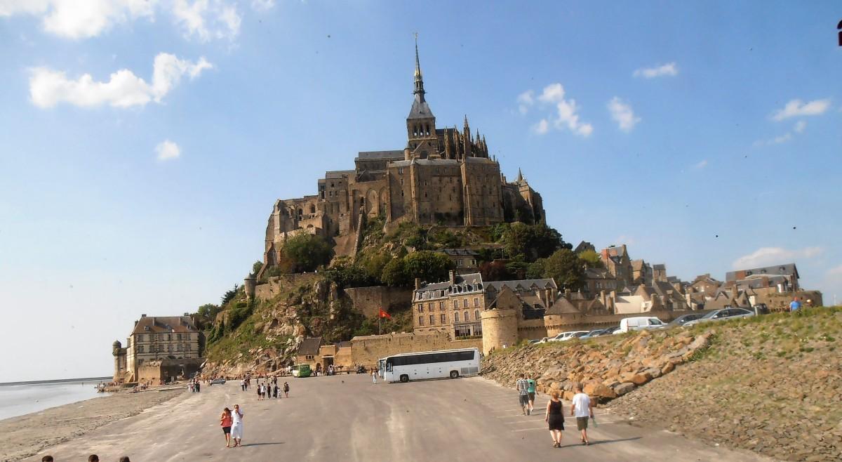 O Monte Saint-Michel - um símbolo de resistência