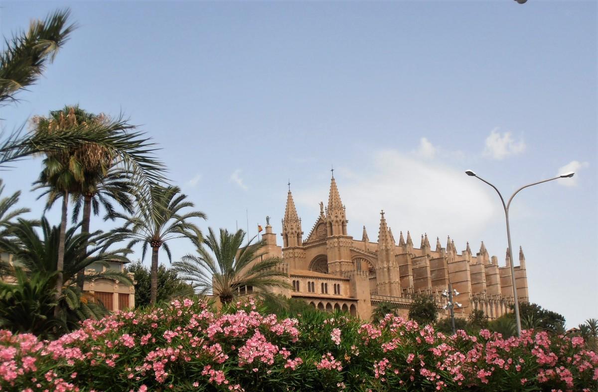 Palma de Maiorca - a capital das Baleares