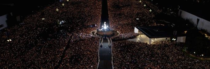 Visita do Papa Bento XVI a Fátima
