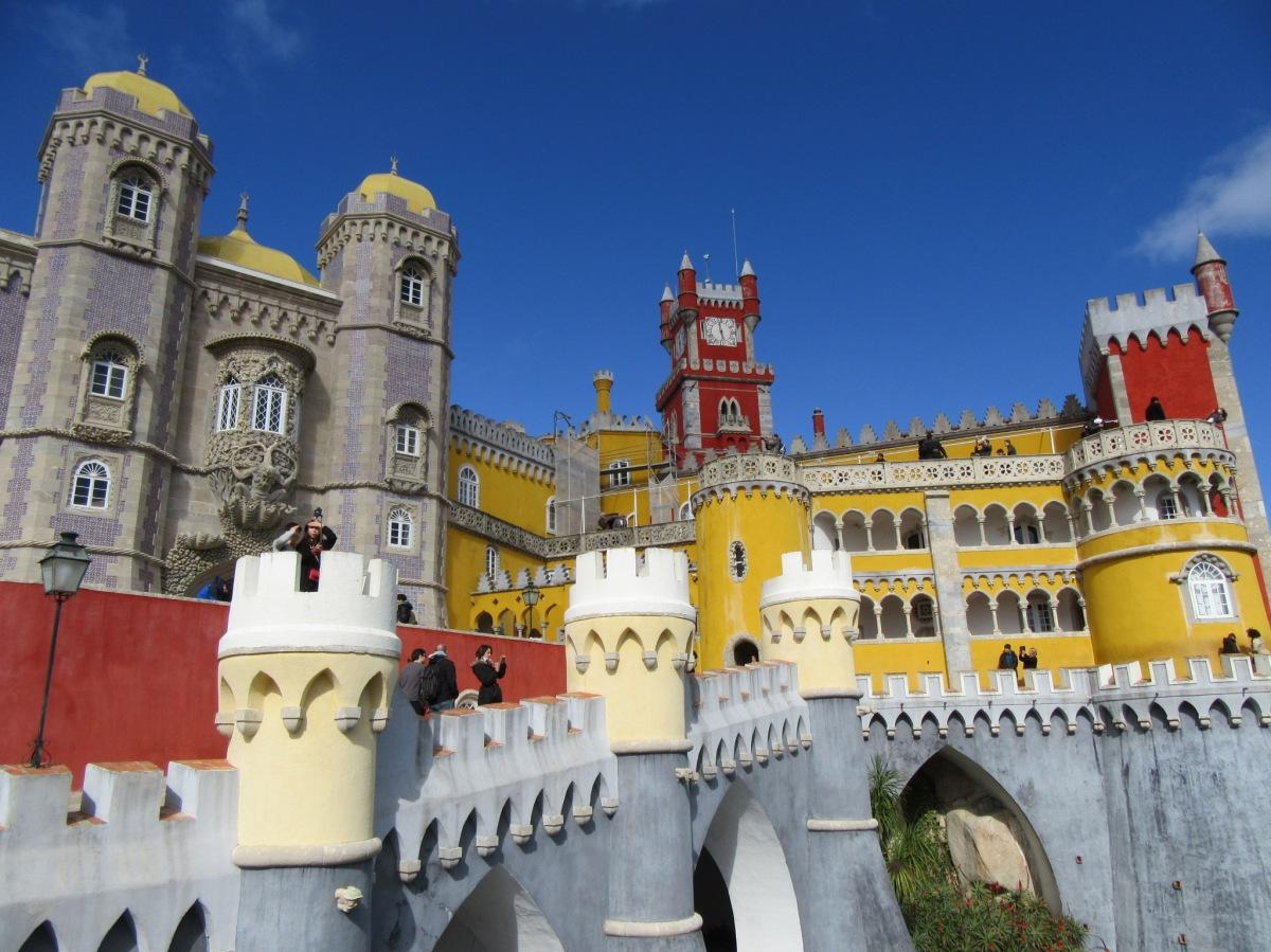 Palácio Nacional da Pena - o esplendor do romantismo em Portugal