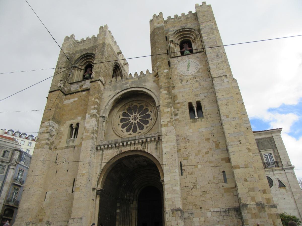 A Sé Catedral de Lisboa